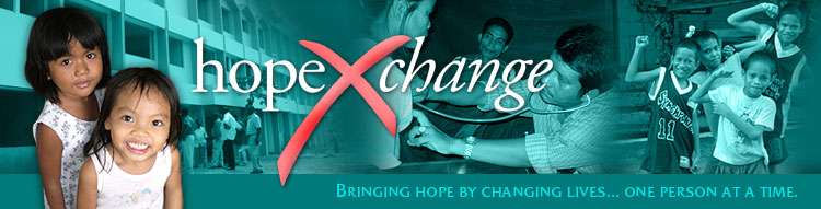 HopeXChange - an international humanitarian organisation